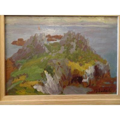 Maurice Lederlé  (1887-1988)