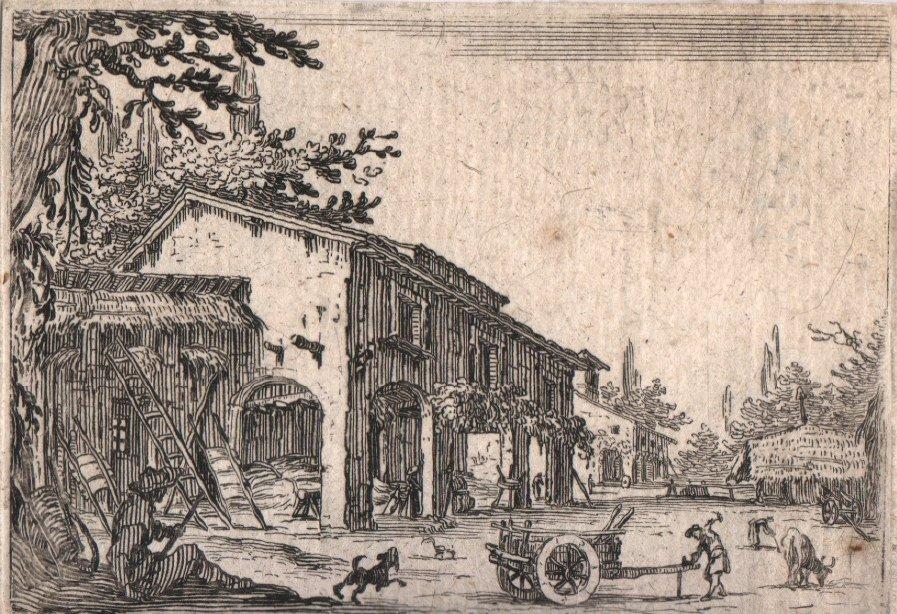 Jacques Callot : La Factoria