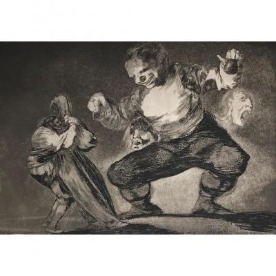 Francisco Jose Goya y Lucientes : Bobabilicon