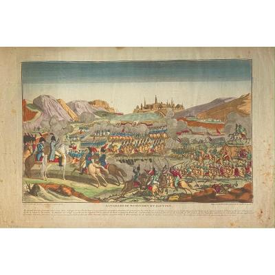 Napoleonian Imagery From 1813: Battles Of Wurtchen And Bautzen