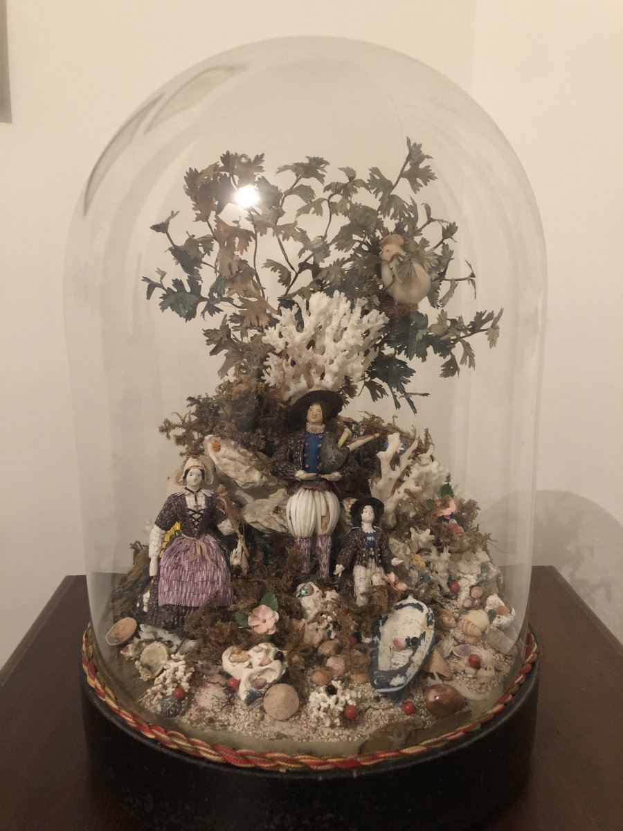 Globe De Paludiers - XIXe Siècle