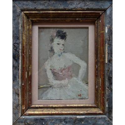 Dietz Edzard (1893-1963) - La Ballerine