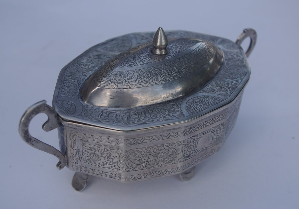 Sterling Silver Box Iran