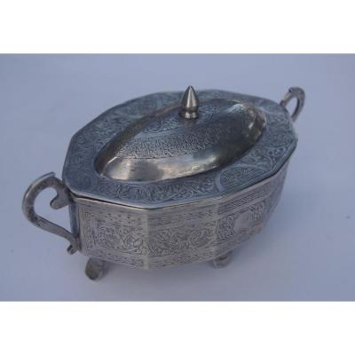 Sterling Silver Box Iran