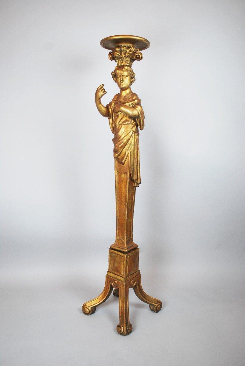 Selette In Golden Wood, XVIII