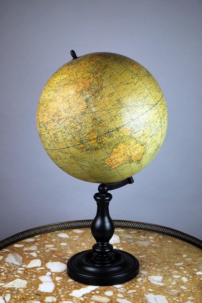 Globe Terrestre, G. Thomas à Paris