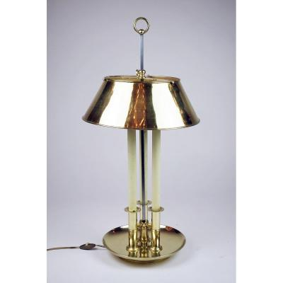 Lampe Bouillotte En Cuivre