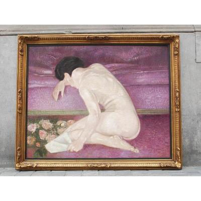 Nu Féminin, Par Antoinette De Littry