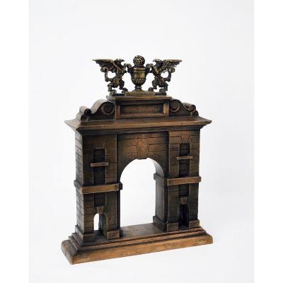 Arc De Triomphe En Bronze