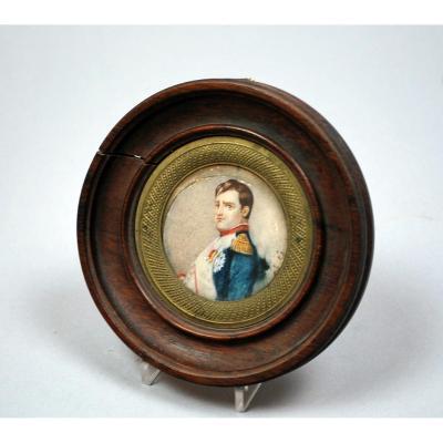 Miniature Of Napoleon