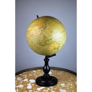 Globe Terrestre, G. Thomas In Paris