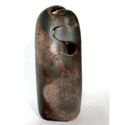 Pièce de forme libre Loul COMBRES - Céramique