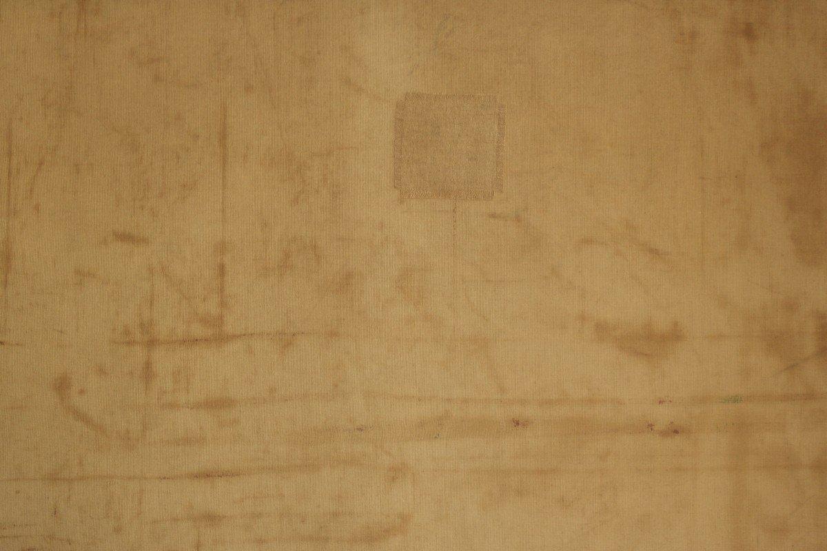 TABLEAU DE GEORGES PAPANDREOU. HUILE SUR TOILE. SBD. v1445.-photo-2