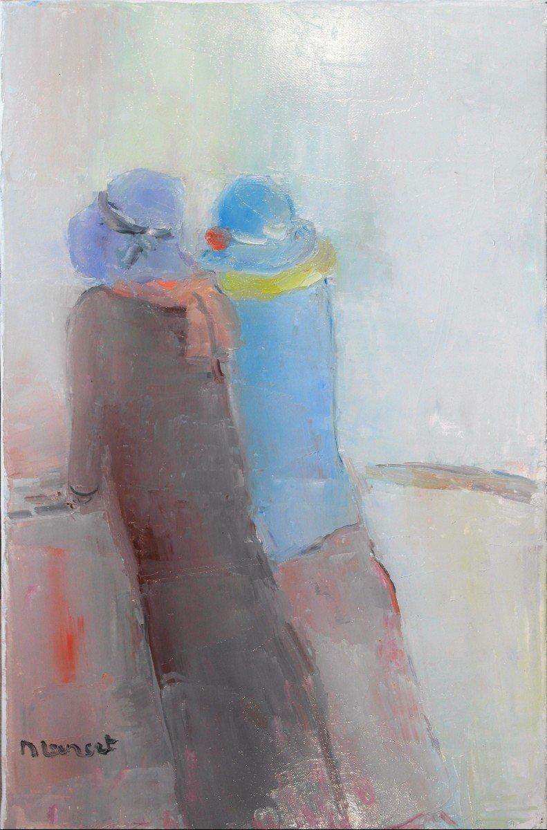 Tableau Monique Leinert. Ht.sbg V1456