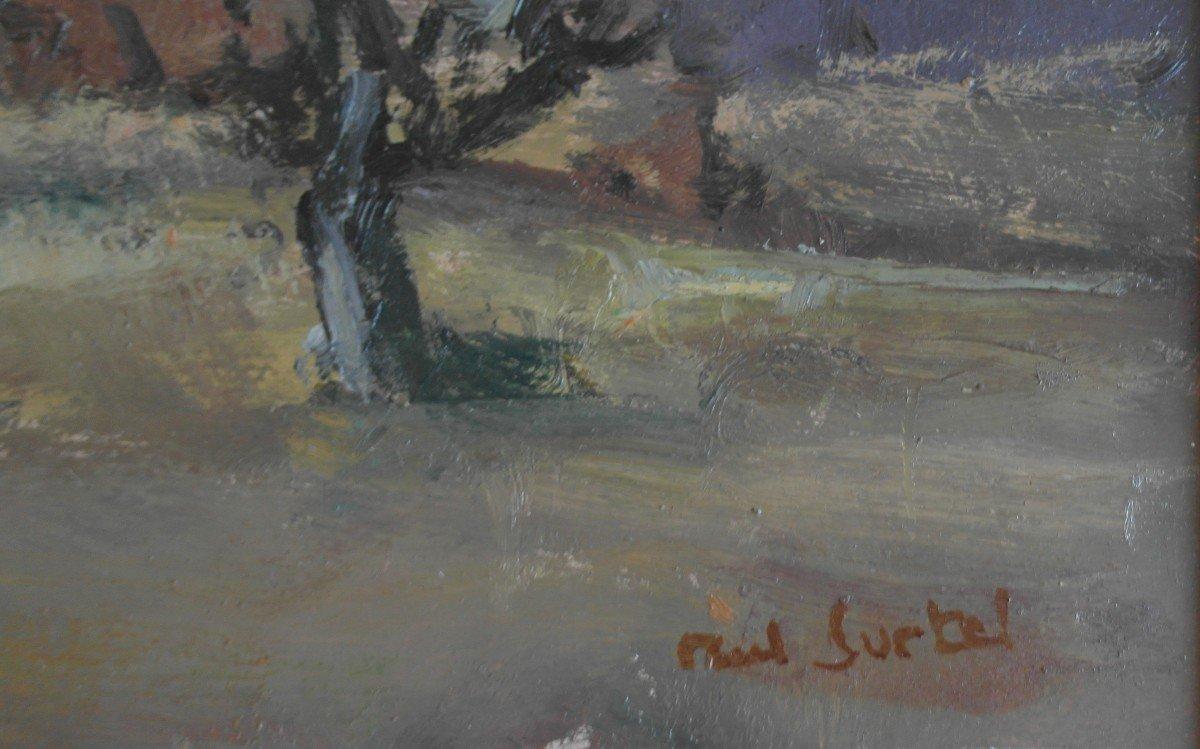 Painting Paul Surtel (1893-1985) Hp Sbd V 1458-photo-2