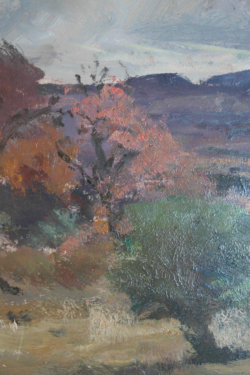 Painting Paul Surtel (1893-1985) Hp Sbd V 1458-photo-3