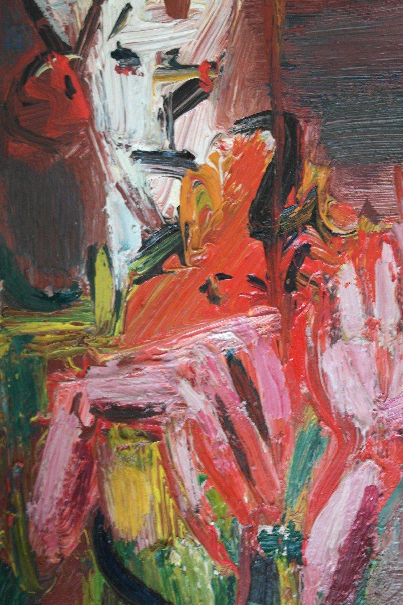 Painting Eugene Paul Dit Gen Paul (1895-1975) Sbd Hp V1467-photo-4