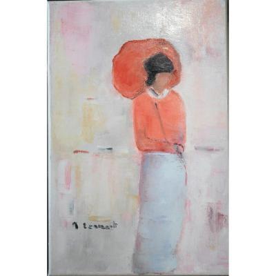 Monique Leinert Painting. Ht.sbg V1454