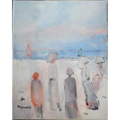 Monique Leinert Painting. Ht.sbg V1455