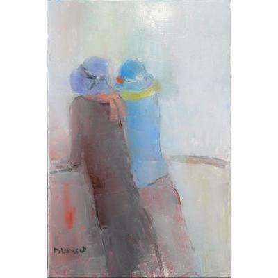 Monique Leinert Painting. Ht.sbg V1456