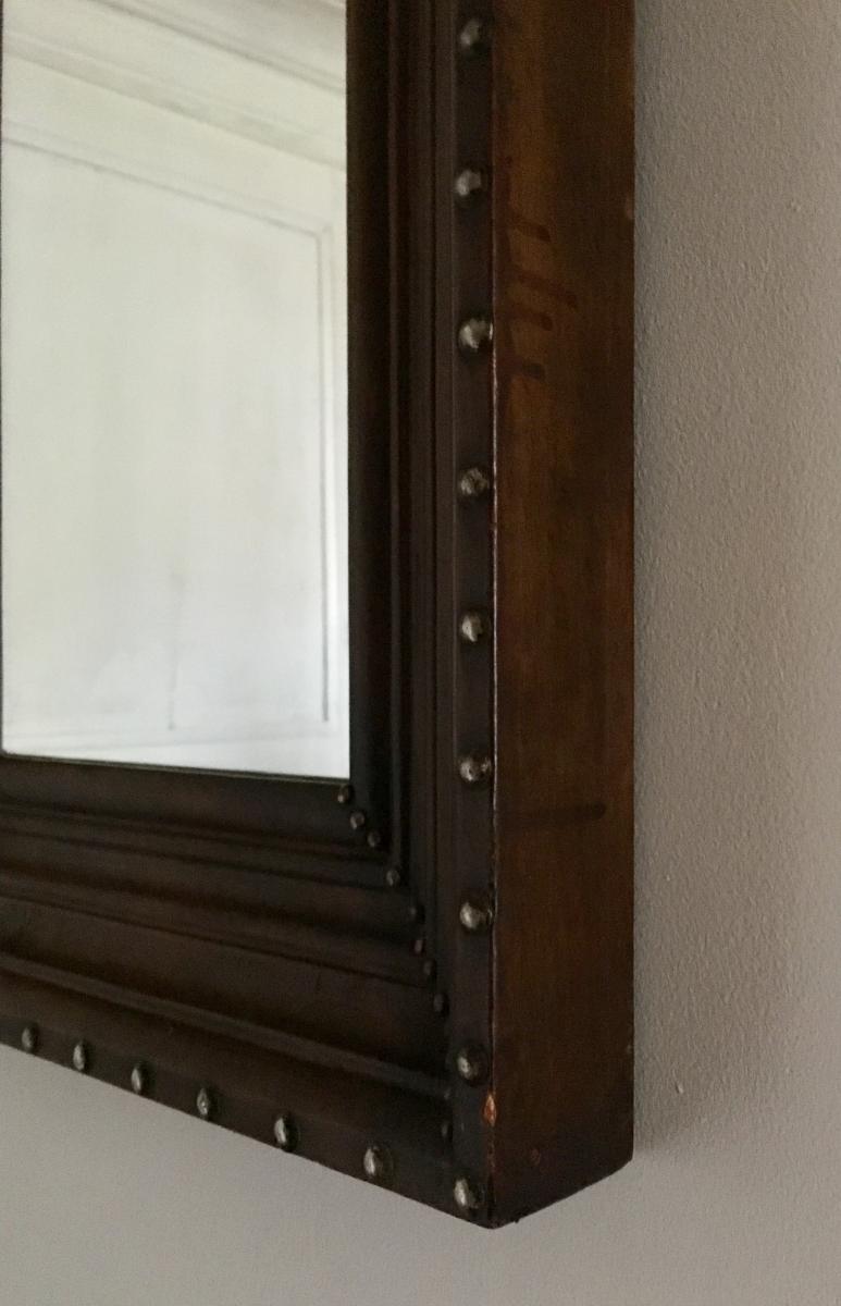 Miroir Cuir -photo-3