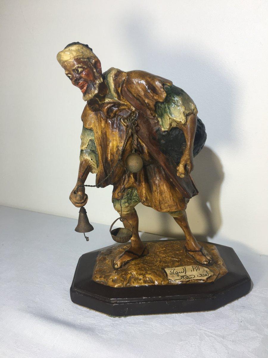 Statue Orientaliste
