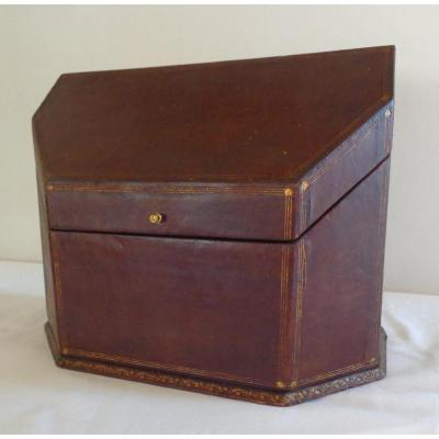Courier Box Leather 18th Time