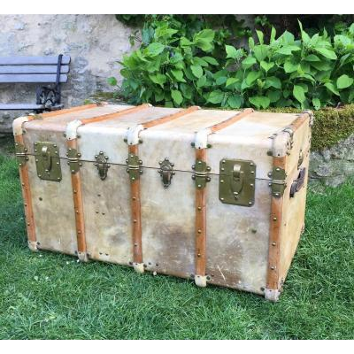 Travel Trunk Early Twentieth