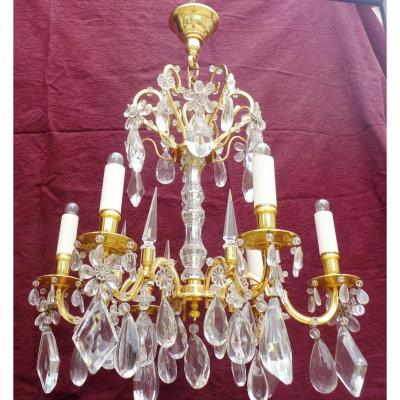 Chandelier Of The House Baguès, 60s