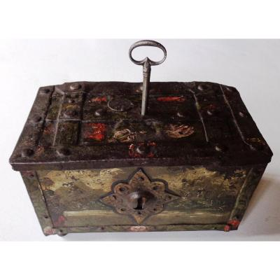 Nuremberg Box, In Iron XVII