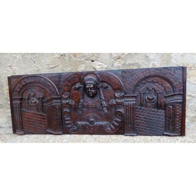Renaissance Bas Relief Panel