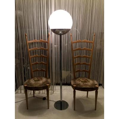 Pair Of Paolo Buffa Chairs