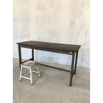 Table Haute D'atelier Aéronautique
