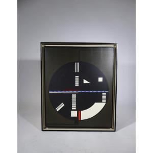 Abstraction Géométrique De Giuseppe Minoretti