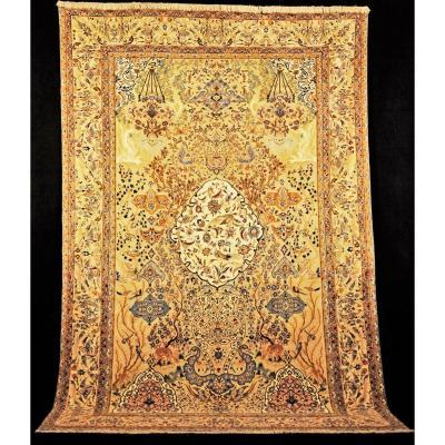 Ispahan (iran) Circa 1970  3m15 X 2m05  1 000 000 Pts/m²