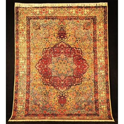 Kerman Royal Late 19th Century Perfect Condition