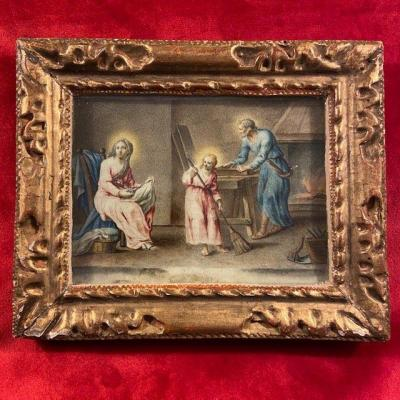 17th Century French School, The Childhood Of Jesus