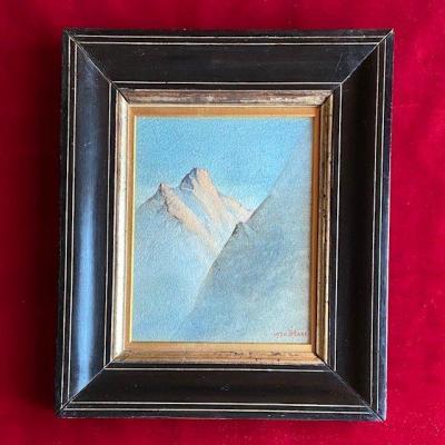 Gordon Hake (1887 -1964), Watercolor