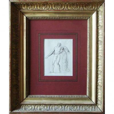 Neoclassical French School Of Drawing Louis David History