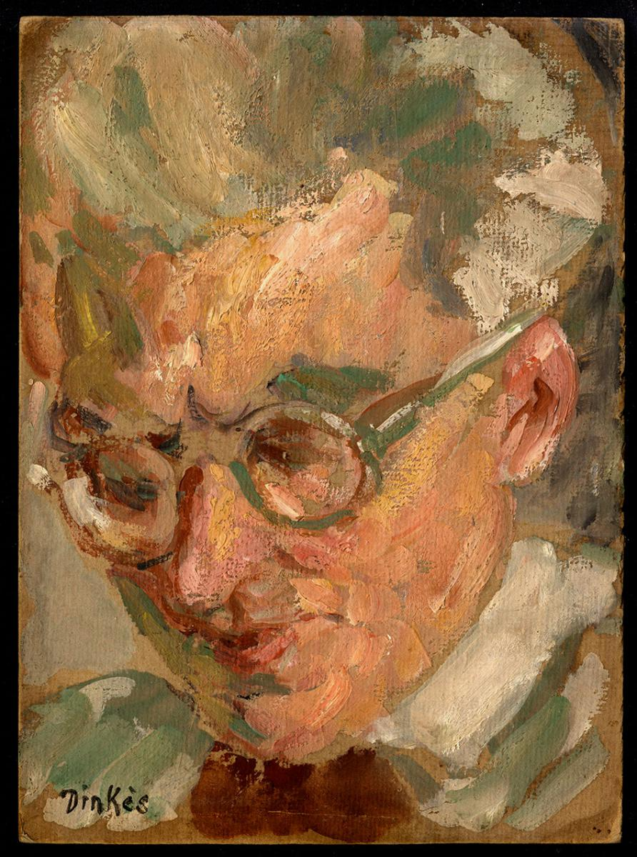Alexandre Altmann Peintre Russe Ascain Pays Basque Suzanne Dinkespiler Picasso Braque Juan Gris