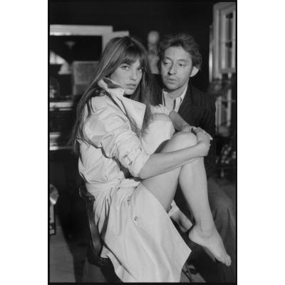 Gunnar Larsen Danois Photographe Mode Avant Garde Jane Birkin Serge Gainsbourg Rue de Verneuil