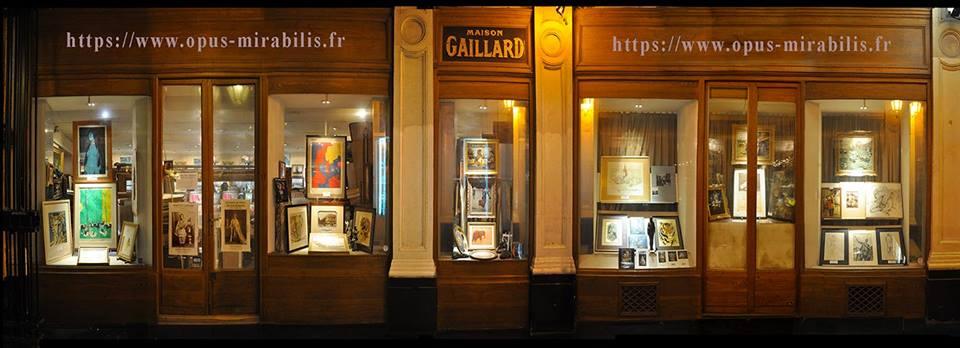 Galerie Opus Mirabilis