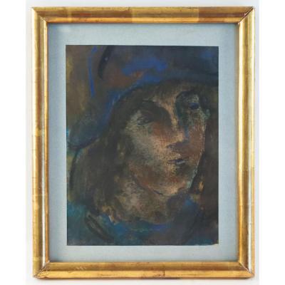 Elisabeth-Mary Burgin (1887-1968), expressioniste