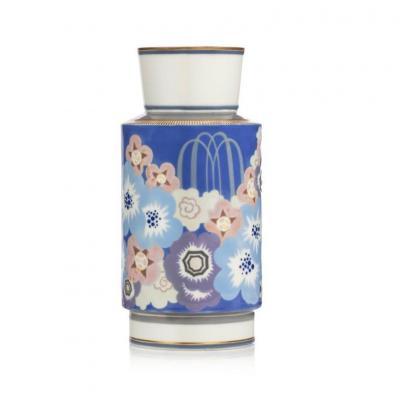"""Manufacture De Sèvres, Vase """"anne-marie Fontaine, N°2"""""""