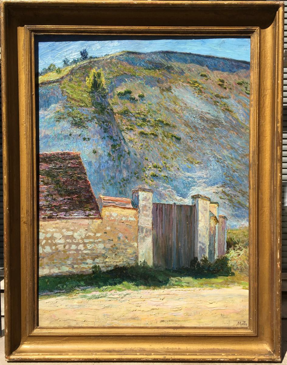 Paysage - Georges Mita