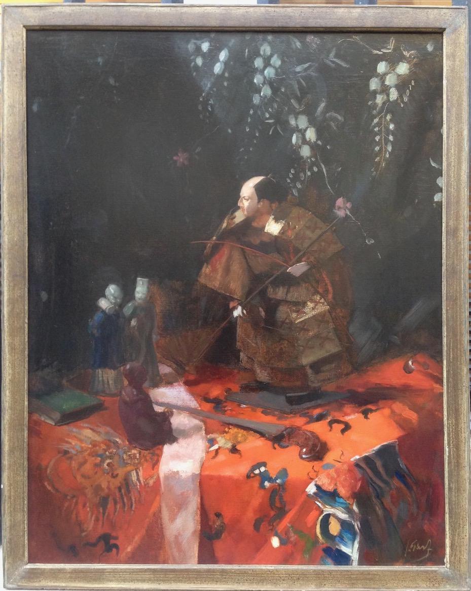 Garf Salomon - The Samurai