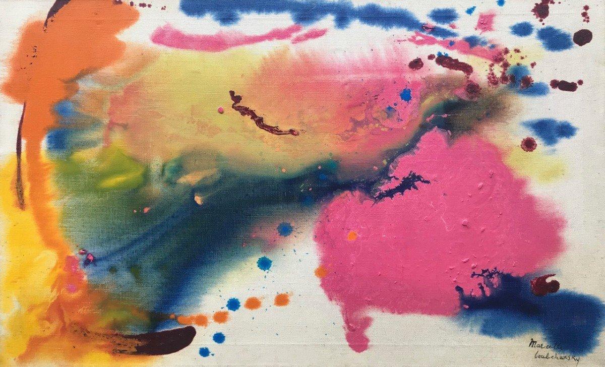 Loubchansky Marcelle - Pink Cloud