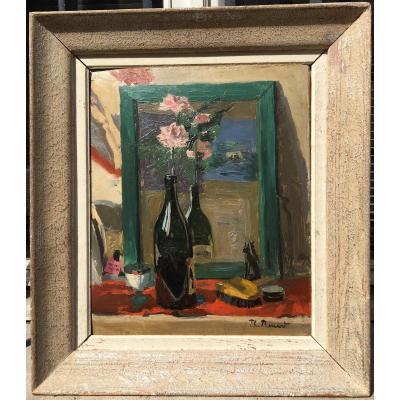 ROUART Philippe - Les nymphéas de Monet dans le miroir