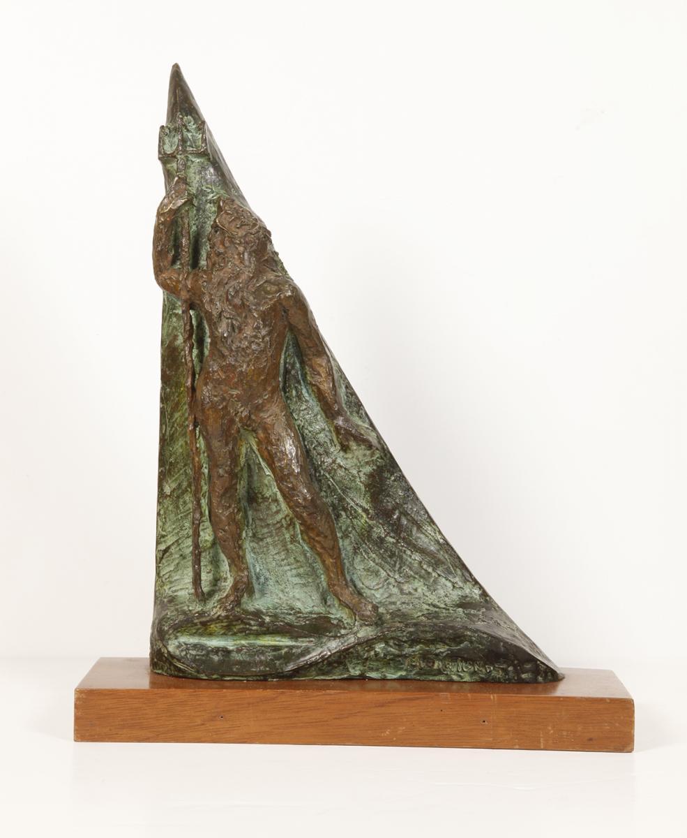 Edmond MOIRIGNOT (1913-2002)  -  Neptune