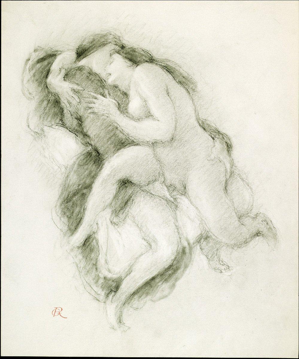Richard Guino (1890-1973) - Drawing